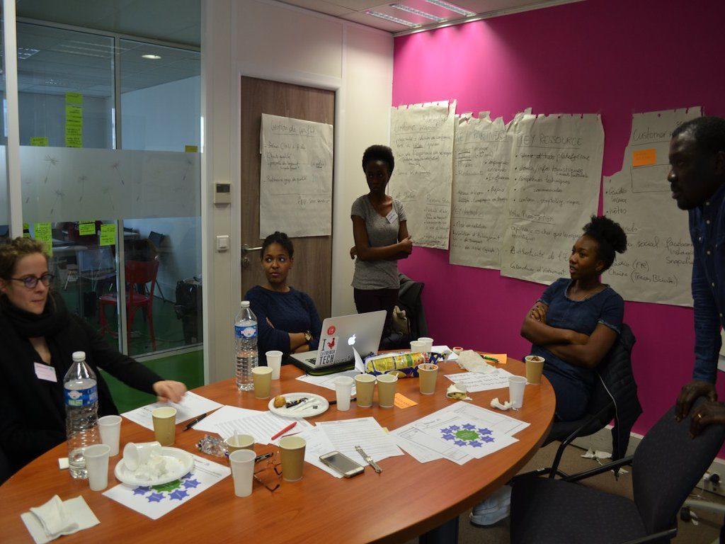 Techstars Startup Weekend Paris for Africa